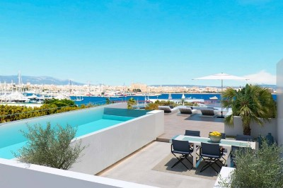 761810 - Atico - Penthouse For sale in Palma de Mallorca, Mallorca, Baleares, Spain