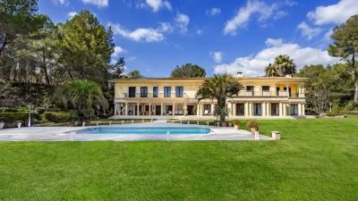 Luxuriöse mediterrane Villa kaufen in Son Vida, Palma, Mallorca