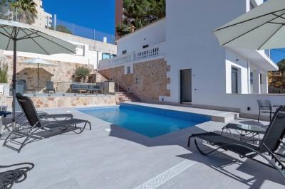3 Wohnungen kaufen in einer ruhigen Gegend von San Agustin, Mallorca