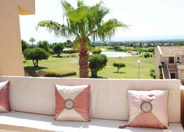 00803 - Studio Apartment For sale in Golf Vall D´Or, Felanitx, Mallorca, Baleares, Spain
