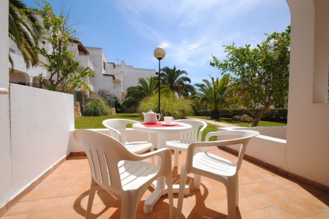 GROUND FLOOR APARTMENT OF THE COMPLEX PORTO CARI PARK SITUATED NEXT TO THE MARINA DE CALA D''OR