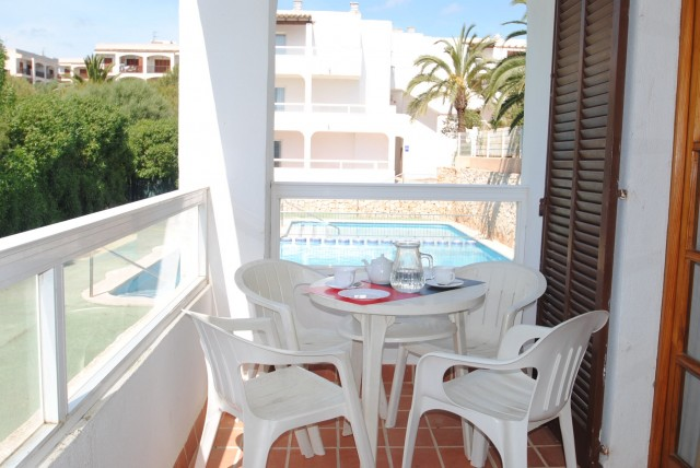 SPACIOUS 1 BEDROOM APARTMENT IN THE PORTO CARI PARK COMPLEX IN THE PUERTO DEPORTIVO DE CALA D''OR