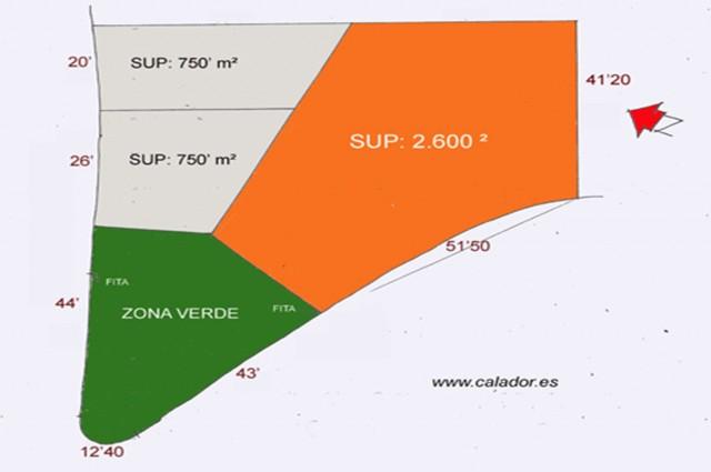 415553 - Parcela en venta en Cala d´Or, Santanyí, Mallorca, Baleares, España