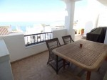 Terrace off living room and 2 bedrooms