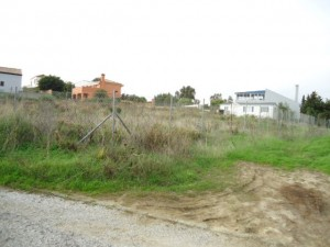 Large plot of land in Valle Romano