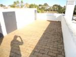 open roof terrace