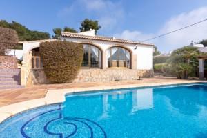 Villa à vendre en Costa Nova, Jávea, Alicante, Espagne