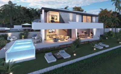 805478 - New Development For sale in El Paraiso, Estepona, Málaga, Spain