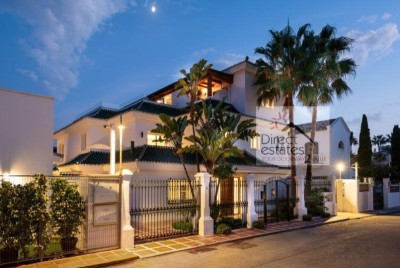 785014 - Detached Villa For sale in Puente Romano, Marbella, Málaga, Spain