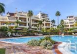 499211 - Квартира с садом на продажу в New Golden Mile, Estepona, Málaga, Испании