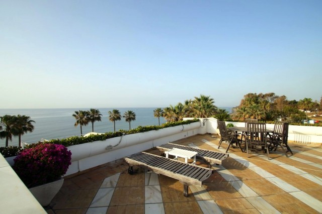Luxury Penthouse for Sale in The New Golden Mile, Estepona