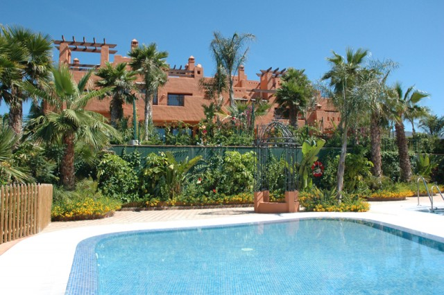 Luxury Townhouse For Sale in Marbella, Costa del Sol