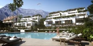 Duplex Penthouse For sale in Golden Mile, Marbella, Málaga, Spain