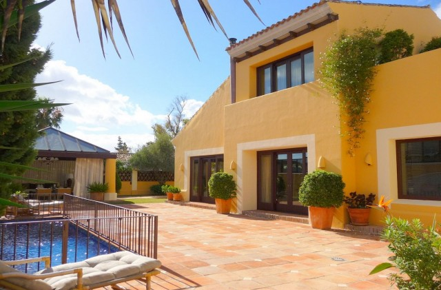 High Quality Villa for Sale in Guadalmina Alta, Marbella