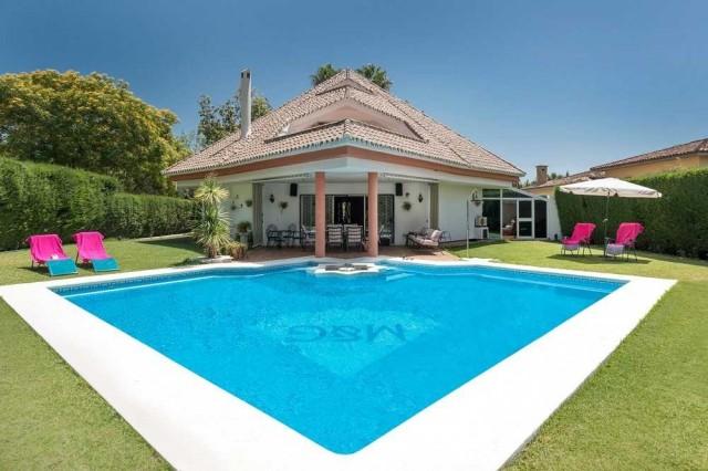 Charming Villa for Sale in Estepona, Costa del Sol