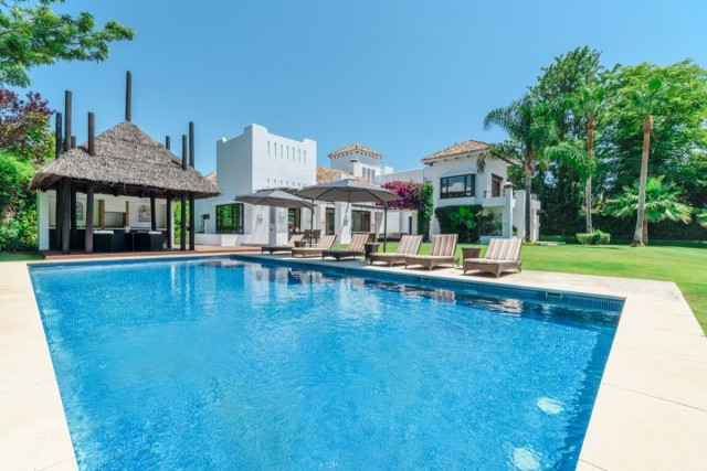 Spectacular Villa for Sale in Guadalmina Baja, Marbella