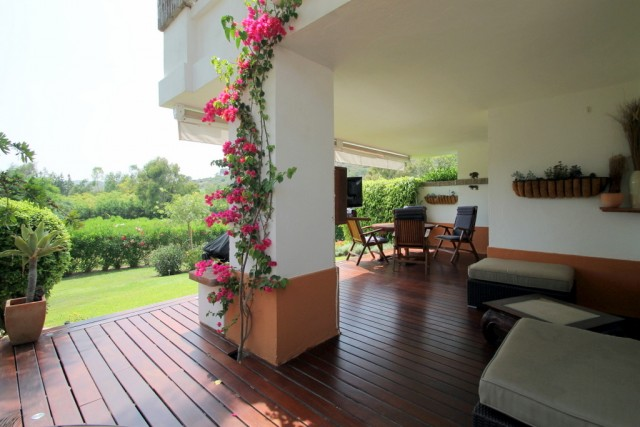 Unique Apartment for Sale in Los Arqueros, Benahavis