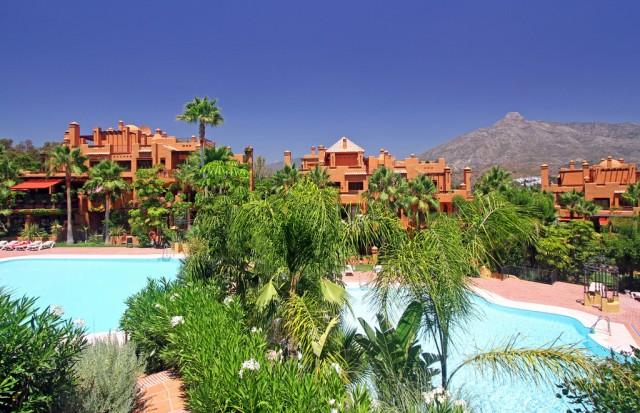 Luxury Apartment For Sale in Puerto Banus, Marbella