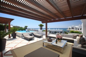 672587 - Penthouse For sale in Estepona, Málaga, Spain