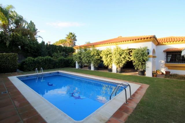 Andalucian Villa for Sale in Sotogrande, San Roque
