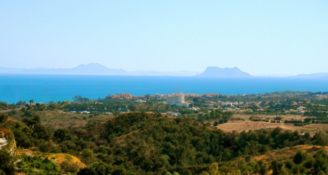 Elevated Plot/Land for Sale in The New Golden Mile, Estepona