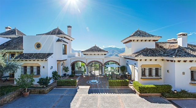 别墅 出售 西班牙 La Zagaleta