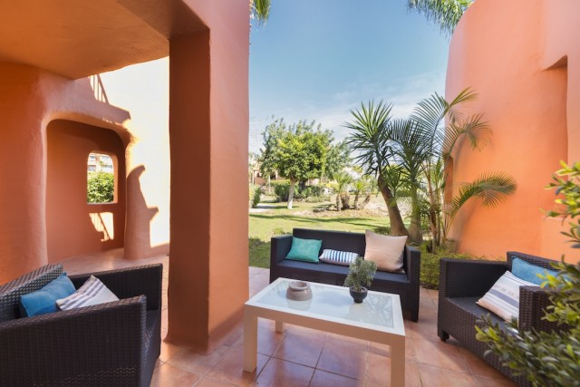 Modern Apartment for Sale in Sotoserena, Estepona,