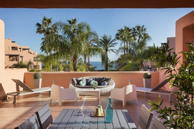 Deluxe Beach Apartments for Sale in Estepona, Costa del Sol
