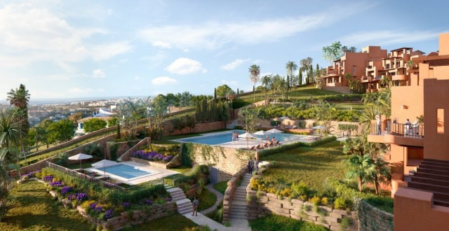 Brand New Apartment for Sale in Nueva Andalucia, Marbella