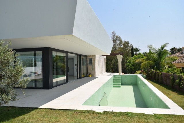 Designer Villa for Sale in Nueva Andalucia, Marbella