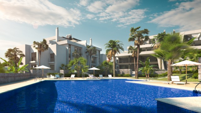 Contemporary Apartment for Sale in Cabopino, Marbella