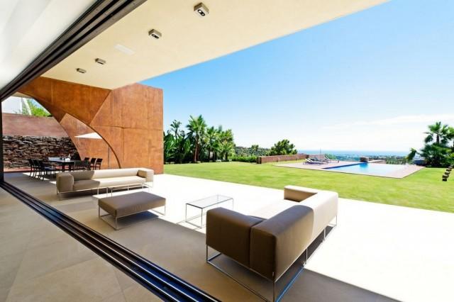 High-Spec Villa for Sale in Benahavis, Costa del Sol