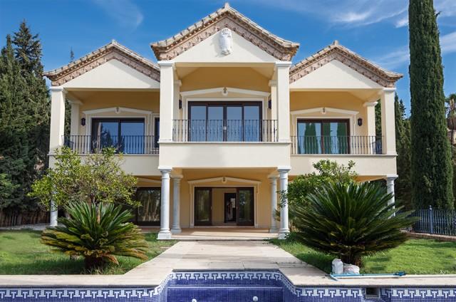 Luxury Villa for Sale in Sierra Blanca, Marbella