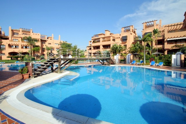 Beachside Apartment for Sale in Atalaya, Estepona