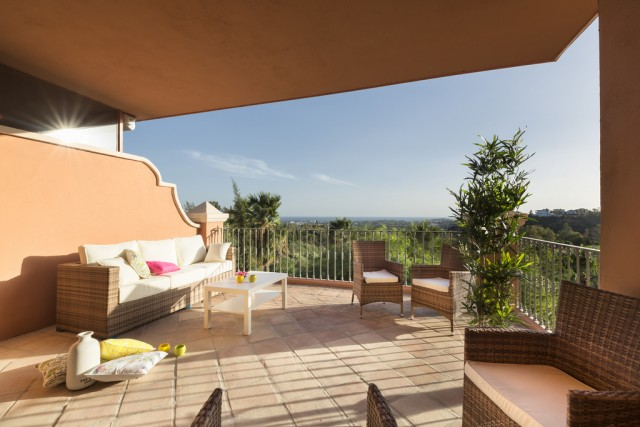 Exclusive Luxury for Sale in Penthouse in Benahavís