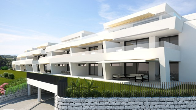 New Apartment for Sale in Nueva Andalucía, Marbella