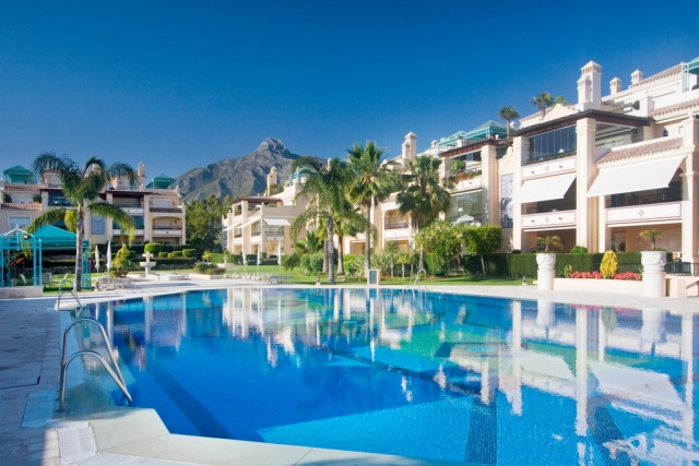 Exclusive Apartment for Sale in Sierra Blanca, Marbella