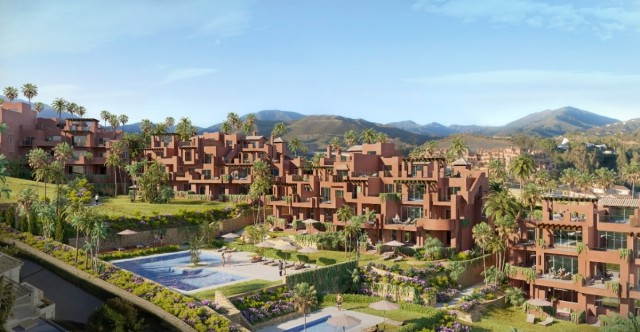 New Apartment for Sale in Nueva Andalucia, Marbella
