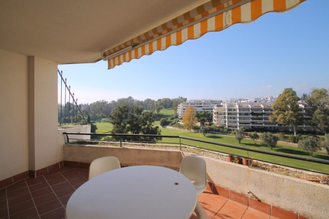 Frontline Golf Penthouse for Sale in Guadalmina Alta, Marbella