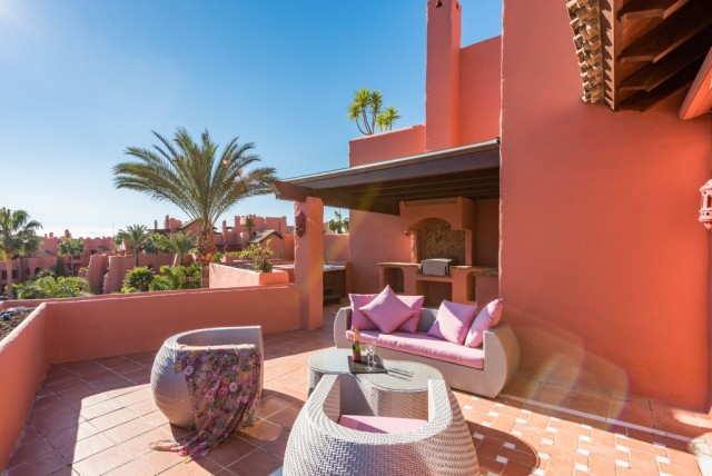 Beachside Penthouse for Sale in Torre Bermeja, Estepona