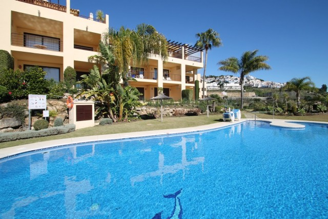 Unique Penthouse in Los Arqueros, Benahavis