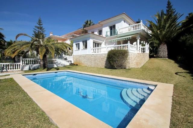 别墅 出售 西班牙 Mijas Costa