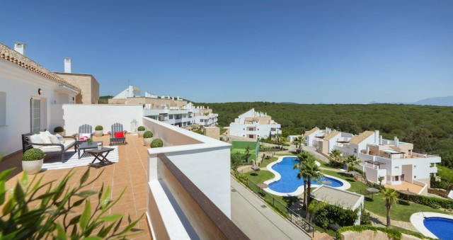 New Penthouse for Sale in Alcaidesa, Costa del Sol