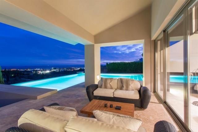 Ultra Modern Villa for Sale in Los Flamingos, Estepona