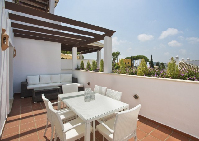 Quality Penthouse for Sale in Nueva Andalucia, Marbella