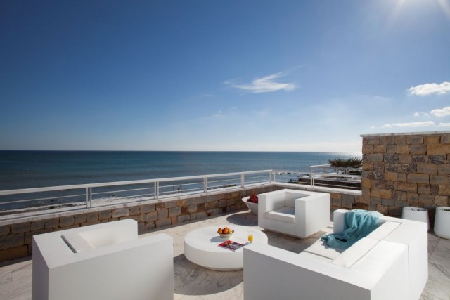Exclusive Beach Apartment for Sale in Casares, Costa del Sol