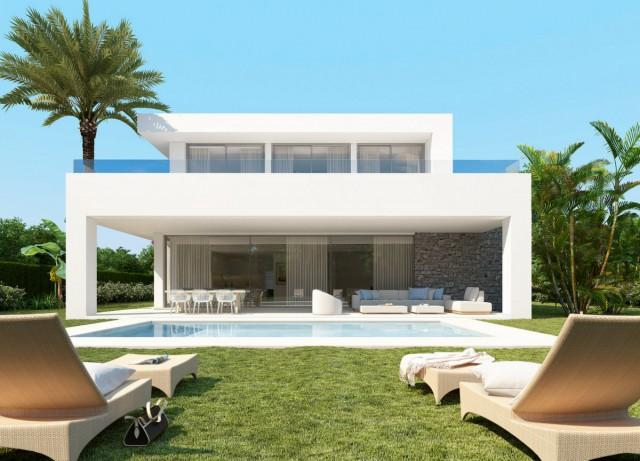 Виллы для продажи в Marbella
