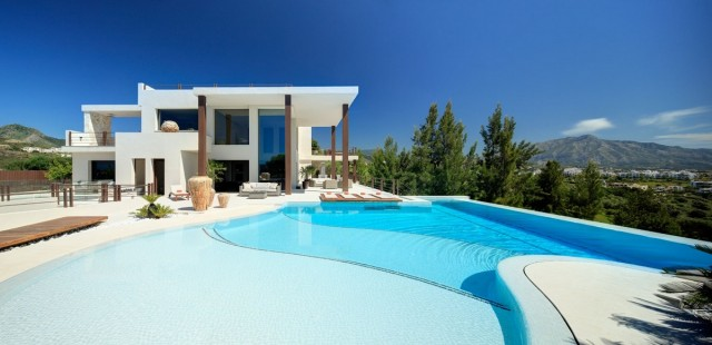 Designer Villa for Sale in Benahavis, Costa del Sol