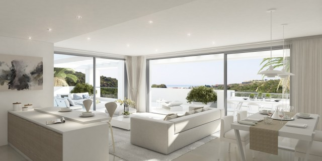 New Penthouse for Sale in Casares, Costa del Sol