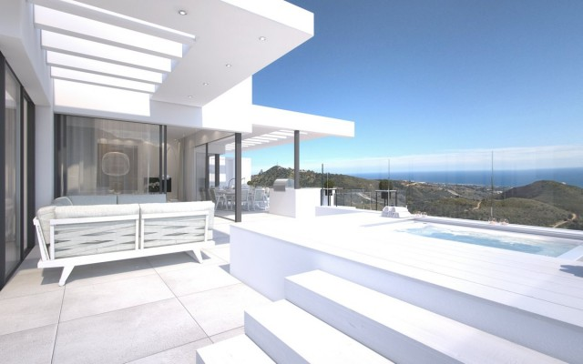 New Apartment for Sale in Ojén, Costa del Sol